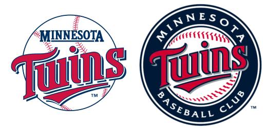 target field logo. Season at Target Field and